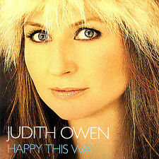 1 CENT CD Happy This Way - Judith Owen
