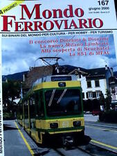 Mondo Ferroviario 167 La nuova Milano Lambrate - la 851 di MFAL