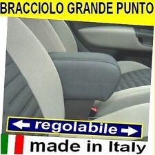 BRACCIOLO per FIAT GRANDE PUNTO +EVO mittelarmlehne für