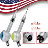 4H/2H Dental Air Flow Teeth Polishing Polisher Handpiece Hygiene Prophy Jet Tip*