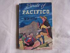 W H Wood PERILS OF PACIFICO H/B 1959 Brockhampton Press 1st Ed