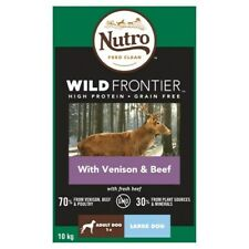 Nutro Dog Wild Frontier Adult | Dogs, Cats