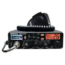 PRESIDENT RICHARD 50 WATT AM/FM 10 METER TRANSCEIVER WITH CONTINUOUS SCANNING