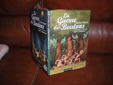LA GUERRE DES BOUTONS - ALBUM INTEGRALE DES 2 TOMES - LOUIS PERGAUD