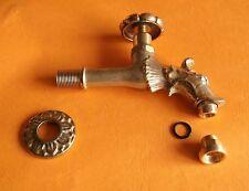 Nostalgie Hof.- Gartenhahn Wasserhahn Drachen messing bronce Drehgriff # 9373082