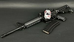 Mini Model High Precision M4A1 - (Shell Eject, Black) For Display Only