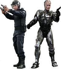 ROBOCOP - Robocop & Alex Murphy 1/6th Scale Action Figure Set MMS266 (Hot Toys)