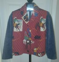 Its Outta The Bag Western Jacket Sz S