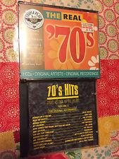 THE JAGGERZ Real '70s 3 CD BOX SET BRAND NEW +BONUS Hits Great Records Of Decade
