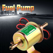 12V Universal Kraftstoffpumpe Benzinpumpe elektrisch Benzin Baumaschinen HEP-02A