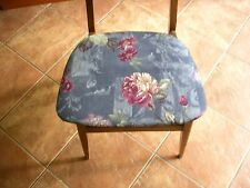 DINING CHAIR SEAT COVER  ( TWO )