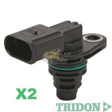 TRIDON CAM ANGLE SENSORx2 FOR Audi TT 11/06-06/10, V6, 3.2L BUB  TCAS317
