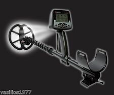 """New! Detech Chaser Gold & Metal detector with 12x10"""" SEF Pro coil"""