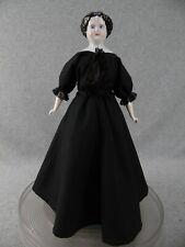 "15"" antique German Kestner China shoulder head Doll with cloth body TLC"