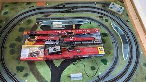Hornby Virgin Trains Pendolino set 00 gauge.