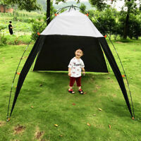 Large Beach Tent Canopy Camping Fishing Sun Shade Shelter for 5-8 Persons
