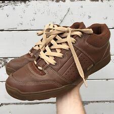 Rare 88 Footwear Markovich Skateboard Shoes Size 12 Brown