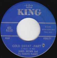 Soul / Funk--James Brown And The Famous Flames--Cold Sweat