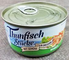 (1,07€/100g) Thunfisch Stücke mit Gemüse in Dressing 185 g Dose