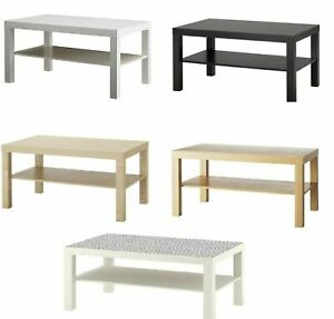 Ikea LACK Coffee Side Table Home Office Bedroom Living Room Centre Table 90 x 55
