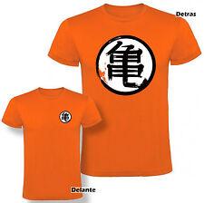 Camiseta Dragon Ball escuela tortuga Roshi gastado Hombre varias tallas y color