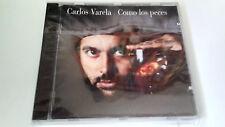 """CARLOS VARELA """"COMO LOS PECES"""" CD 12 TRACKS COMO NUEVO JOAQUIN SABINA"""