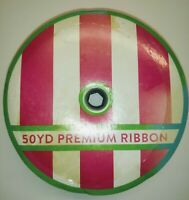 vintage Premium Wired Ribbon