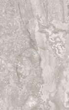 1m² of 25x40cm VASANELLO GLOSS DARK GREY BATHROOM CERAMIC WALL TILES