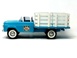 Vintage Nylint Toys Ford Stake Ranch Truck, Chase & Sanborn Coffee Ad, Vintage
