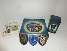 Harry Potter New Puzzle, Glass, Gadget Decals, and Tins - entire lot