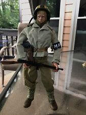 Hasbro G.I. Joe:  Military Police Action Figure With Rifle And Revolver