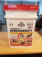 Augason Farms 72-Hour 1-Person Emergency Food & Gear Kit