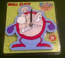 Rocko's Modern Life Wall Clock Nickelodean The Nick Box