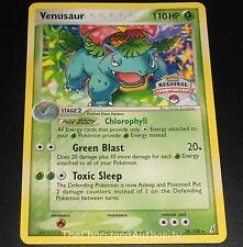 Venusaur 28/100 REGIONAL CHAMPIONSHIPS Crystal Guardians PROMO Pokemon Card NM