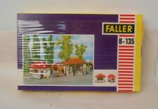 Faller HO 135 Kiosks Mushroom Sealed Kit