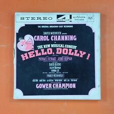 HELLO, DOLLY! Carol Channing FTO5028 Reel To Reel Audio 7 1/2 IPS