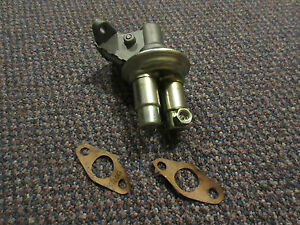 42293 NEW NOS Mechanical Fuel Pump - M60313 - 1983 Ford Escort EXP 1.6L to 04/83