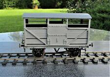 7mm Finescale NER/LNER Dia. K1 Cattle Wagon