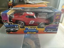 Action Muscle Machines Dale Earnhardt Jr '69 Chevy Camaro Diecast Car 1/18 Scale