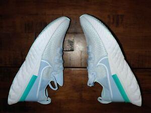 Nike Wmns SZ 10.5 React Infinity Run FK Hydrogen Blue White Running CD4372-400