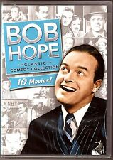 Bob Hope Classic Comedy Collection DVD 10 Movies BRAND NEW