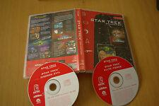 STAR TREK COLLECTION HIDDEN EVIL/ELITE FORCE   PC CD-ROM