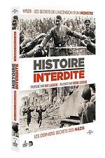 DVD *** Histoire interdite - Hitler + Les derniers secrets des nazis ***