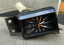 MAZDA-DATSUN-TOYOTA 1960's-70's CAPELLA/BLUEBIRD GENUINE CITIZEN DASH CLOCK!!