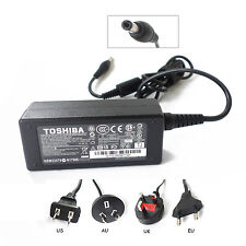 Genuine For Toshiba AC Adapter PA3743E-1AC3 19V 1.58A 30W NB200 NB205 Cord Cable