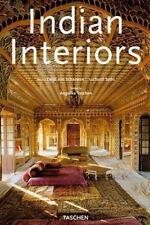 Indian Interiors (Interiors (Taschen)), Schaewen, Deidi Von, Von Schaewen, Deidi