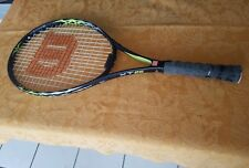 "Wilson Hammer XT 26 Tennis Racket Pre-Owned Nice Condition 4"" Grip"