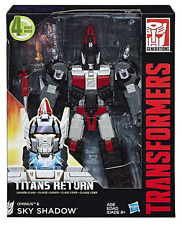 Hasbro Transformers Titans Return Leader Sky Shadow and Ominus Figure