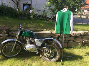 vintage Motocross Jersey