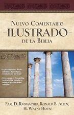 Nuevo Comentario Ilustrado de la Biblia by Earl D. Radmacher (2011, Hardcover)